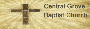 Central Grove Baptist Church Logo